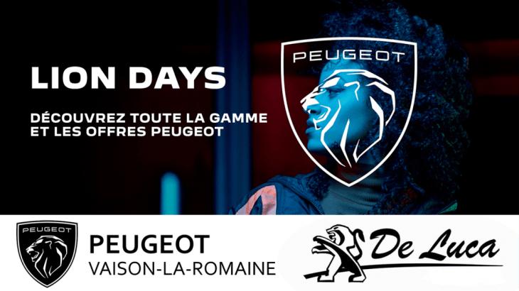 Peugeot changement de logo