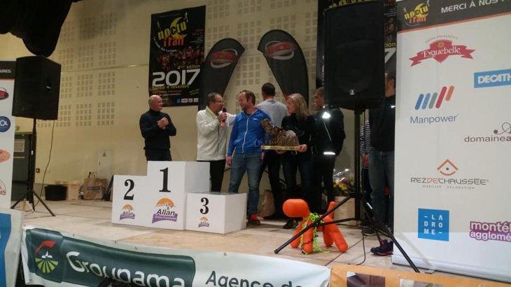 Trophée ronde des lucioles 2017
