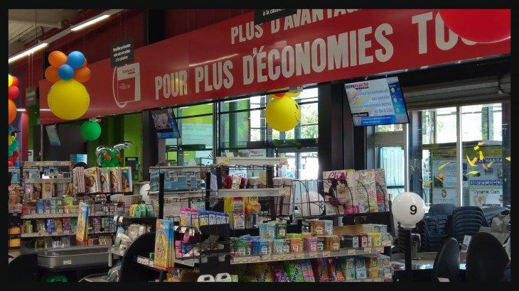 Intermarché Saint-Sauveur